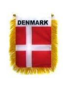 BIL FLAG, Flag til forrude og sideruden