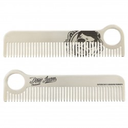 Don Juan, steel comb